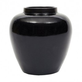 Oi Soi Oi Keramik krukke, str 1 sort