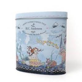 Karamel Kompagniet H.C. Andersen karameller dåse, Den lille Havfrue