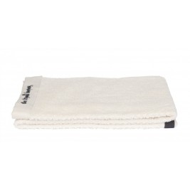 The Organic company Rice weave badehåndklæde hvid
