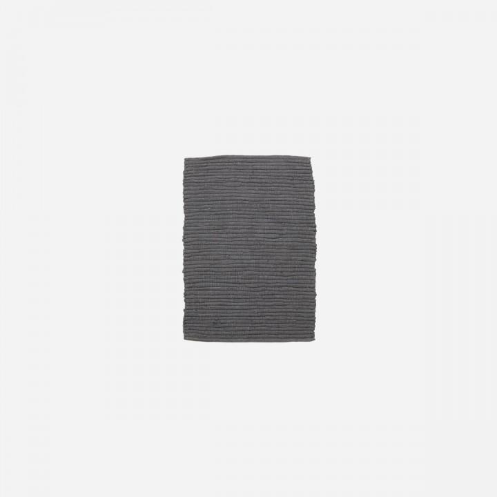 House Doctor Tæppe Chindi grå 90 x 60cm