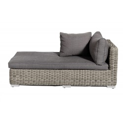 Muubs Lasize lounger venstre polyrattan