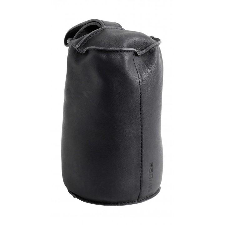 Muubs Dørstopper Camou sort læder 3kg