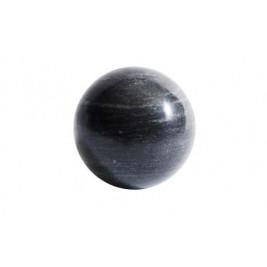 Muubs Dekorationskugle Ball grå marmor
