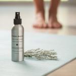 Yoga måtte spray Bondi Wash Tasmansk peber og Lavendel