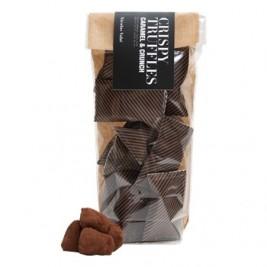 Nicolas Vahe Chokoladetrøffel m karamel og knas