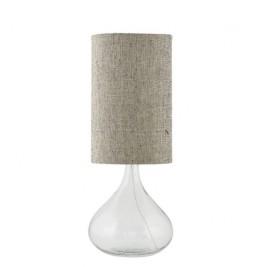 HouseDoctor Lampeskærm Med grå/brun