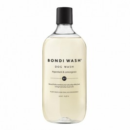 Hunde shampoo Bondi Wash Paperbark og lemongrass