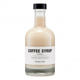 Nicolas Vahe  kaffesirup, vanilje 25cl